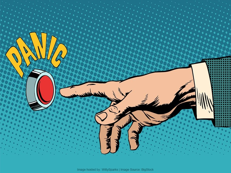 Panic button and its usage