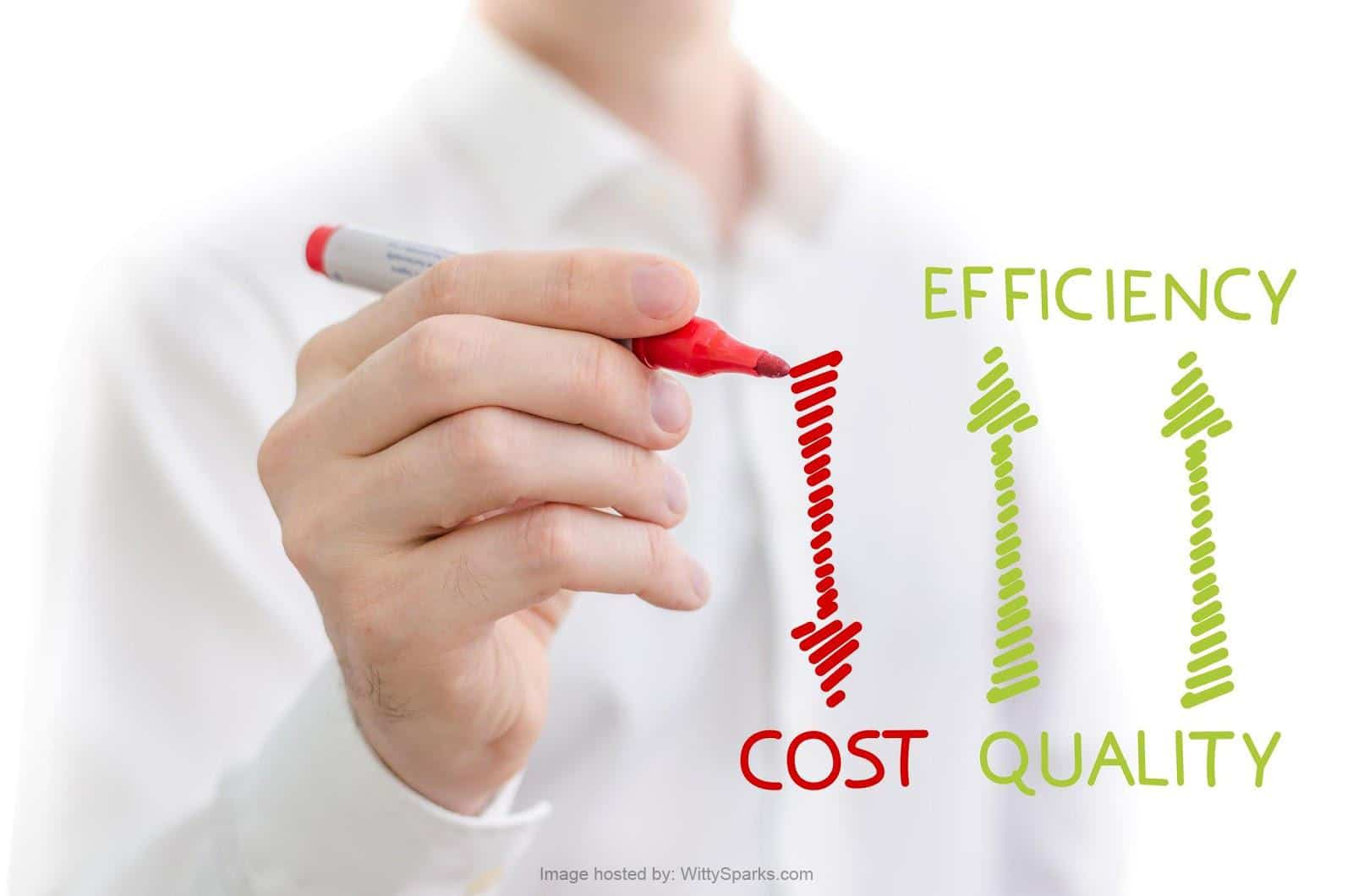 Efficiency and Cost-Effective