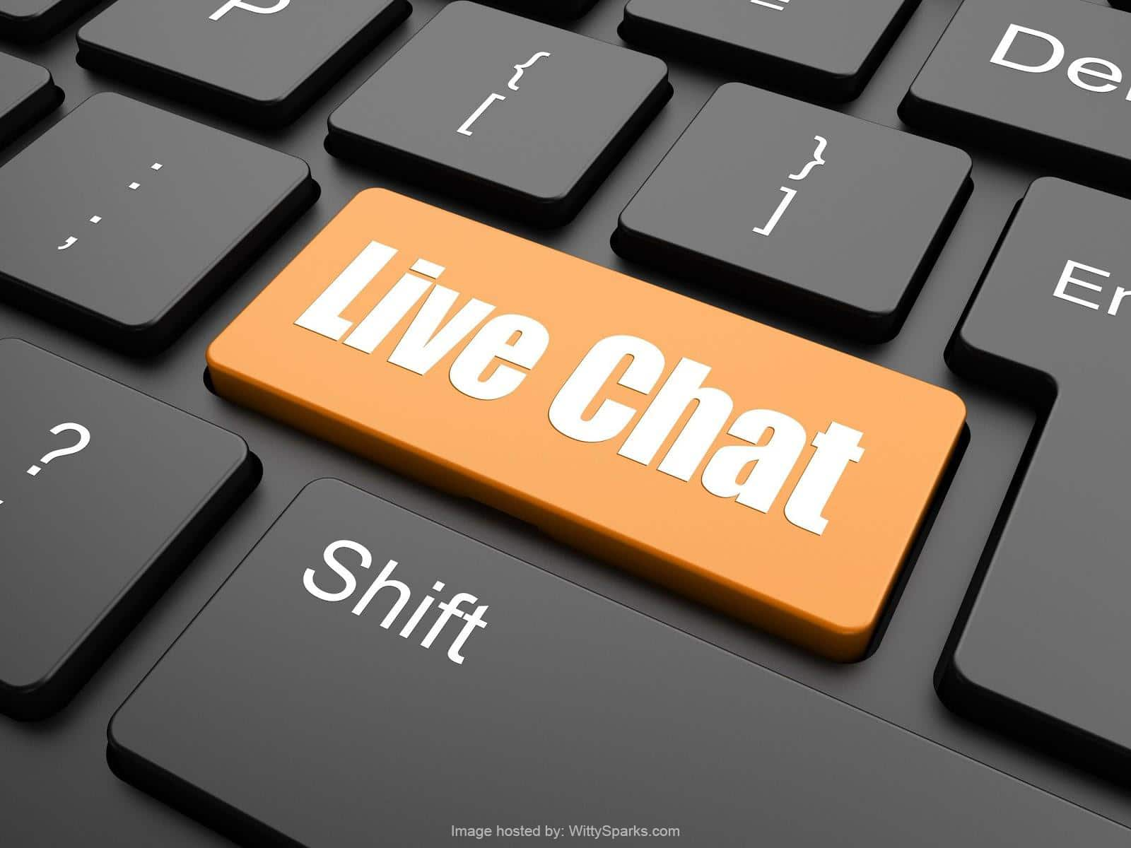 Live Chat or Live Support