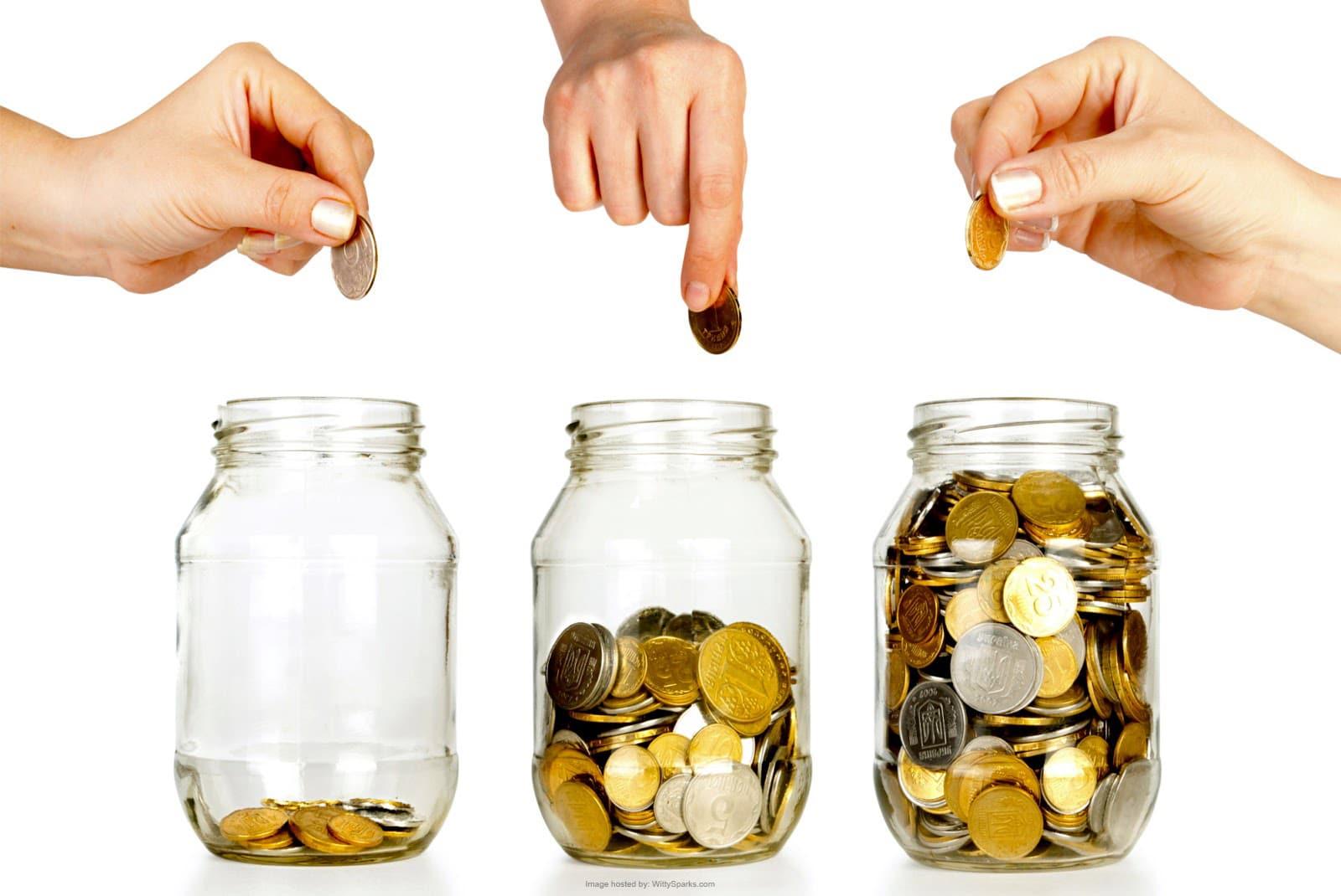 Savings - Save Money