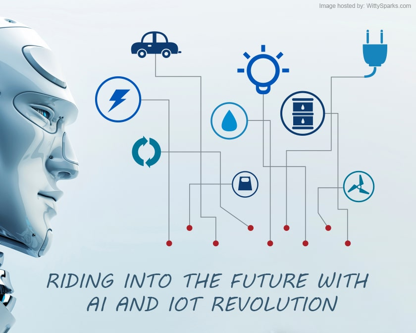Future with AI and IOT revolution
