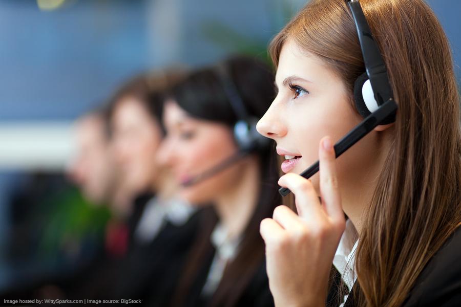 Call Center Operators, Customer Support, Help