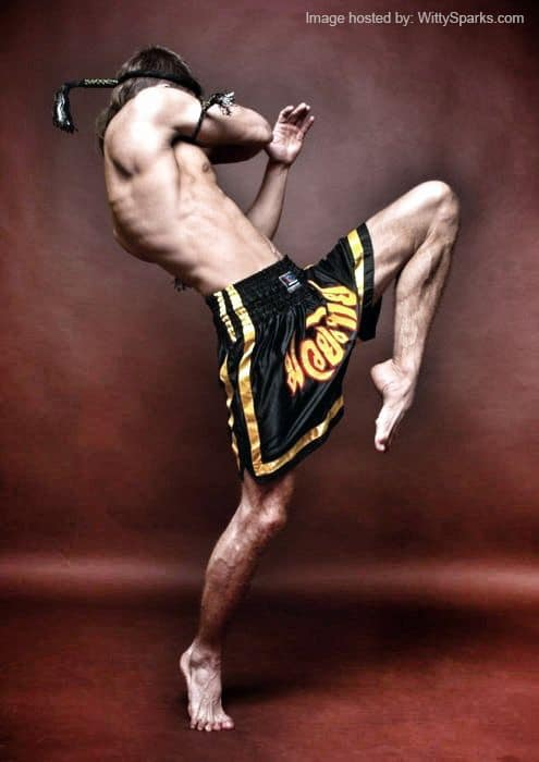 Muay Thai - Fitness in Thailand