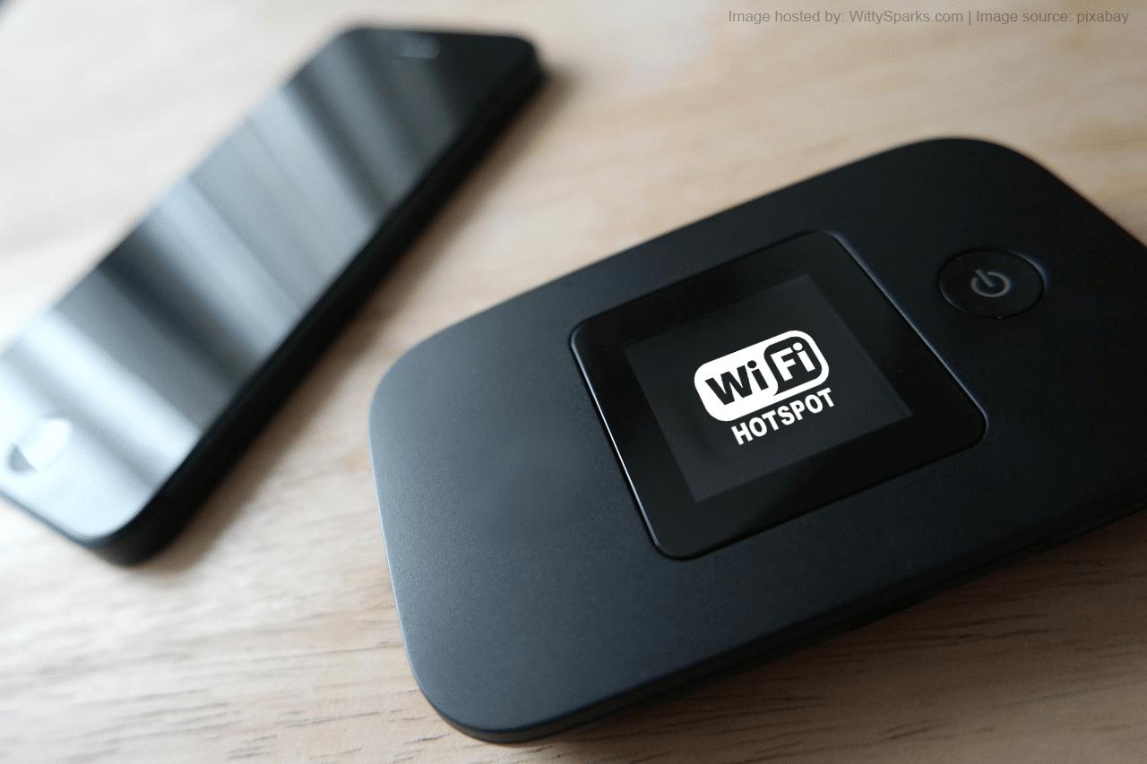 Wi-Fi Hotspot Devices