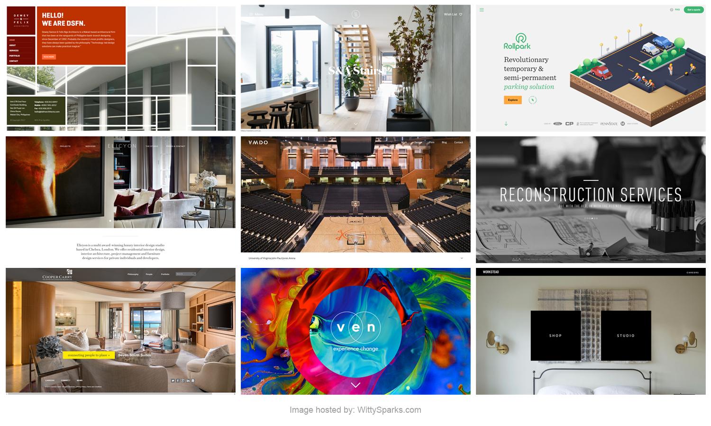Architecture Design Websites