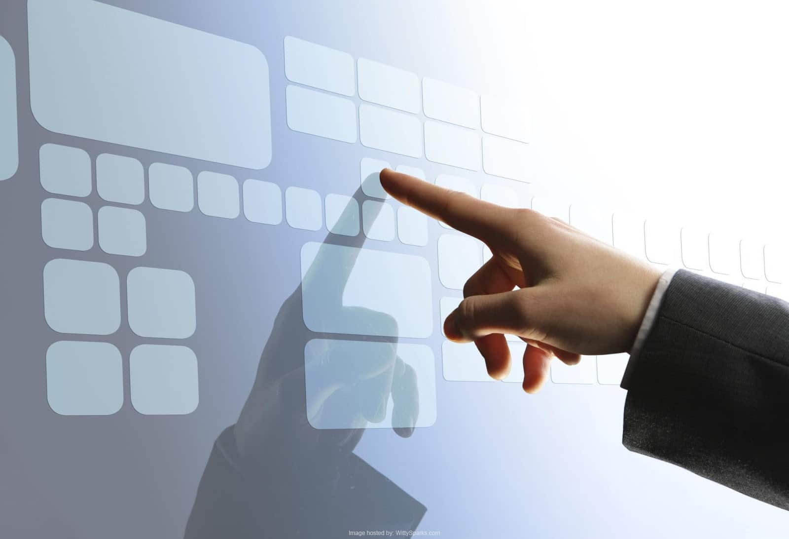 Touch Screen - Ease of use