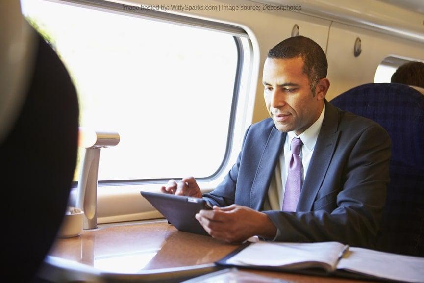 Travel - Flight, Business Class