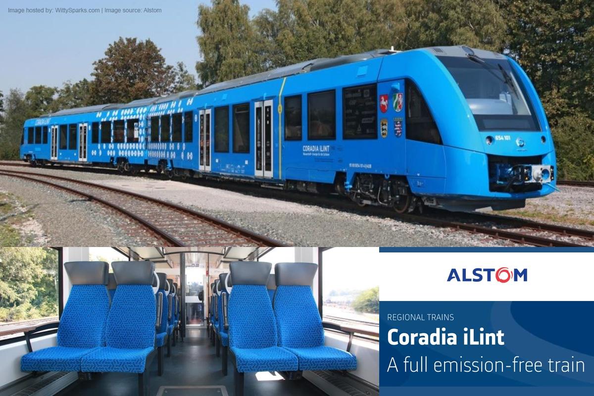 Coradia iLint - Regional Eco-friendly Trains