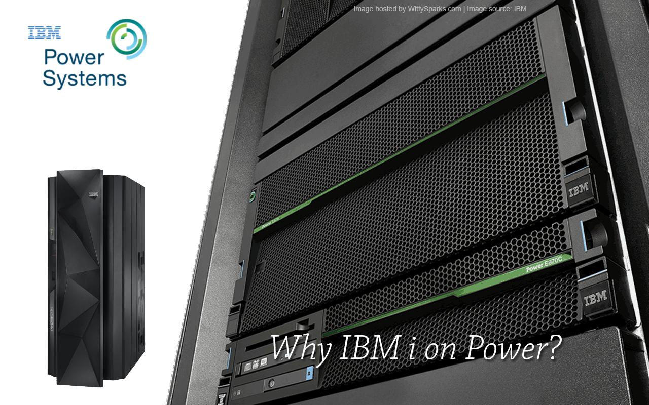 IBM I - Power Systems