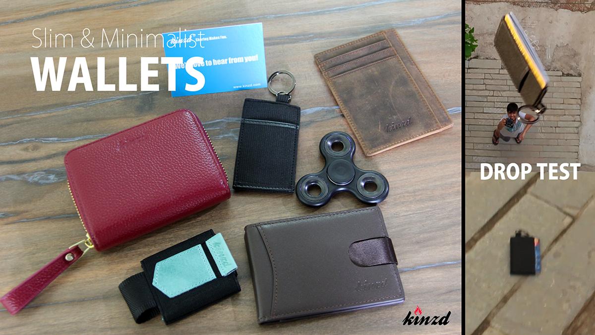 RFID - Minimalist Wallets