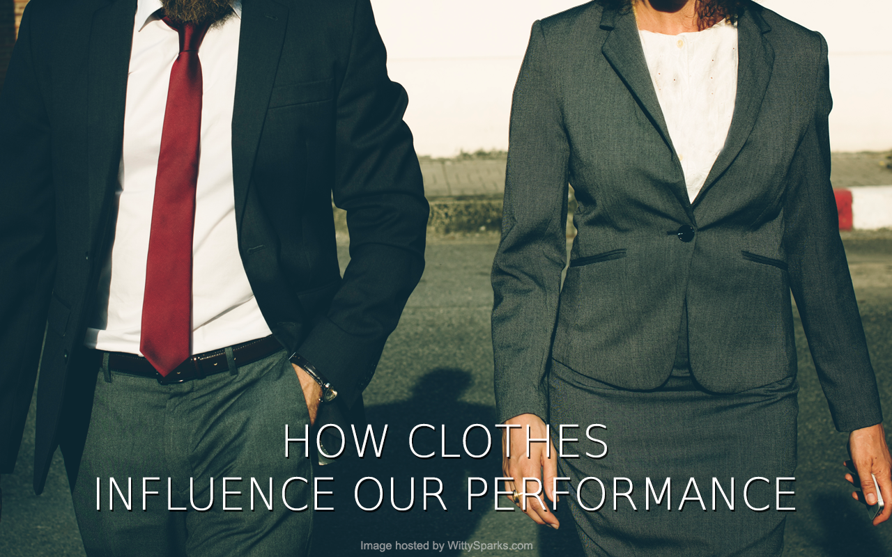 How powerful dressing can impact our performance