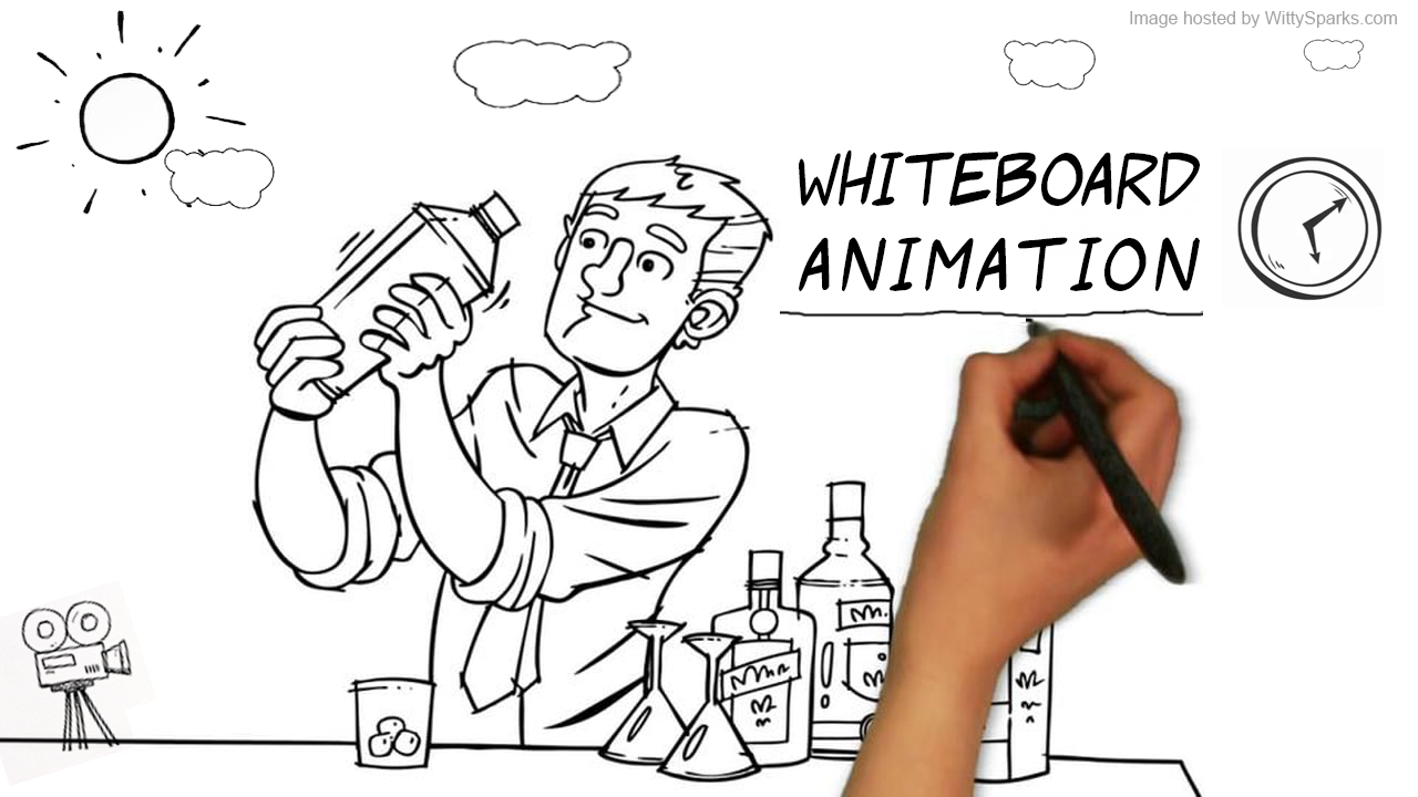 Use Whiteboard Animation as your next Marketing strategy