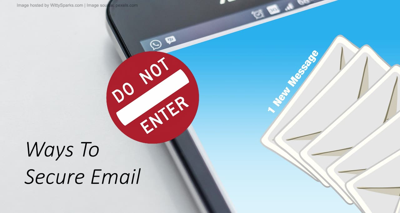 Secure Your Email