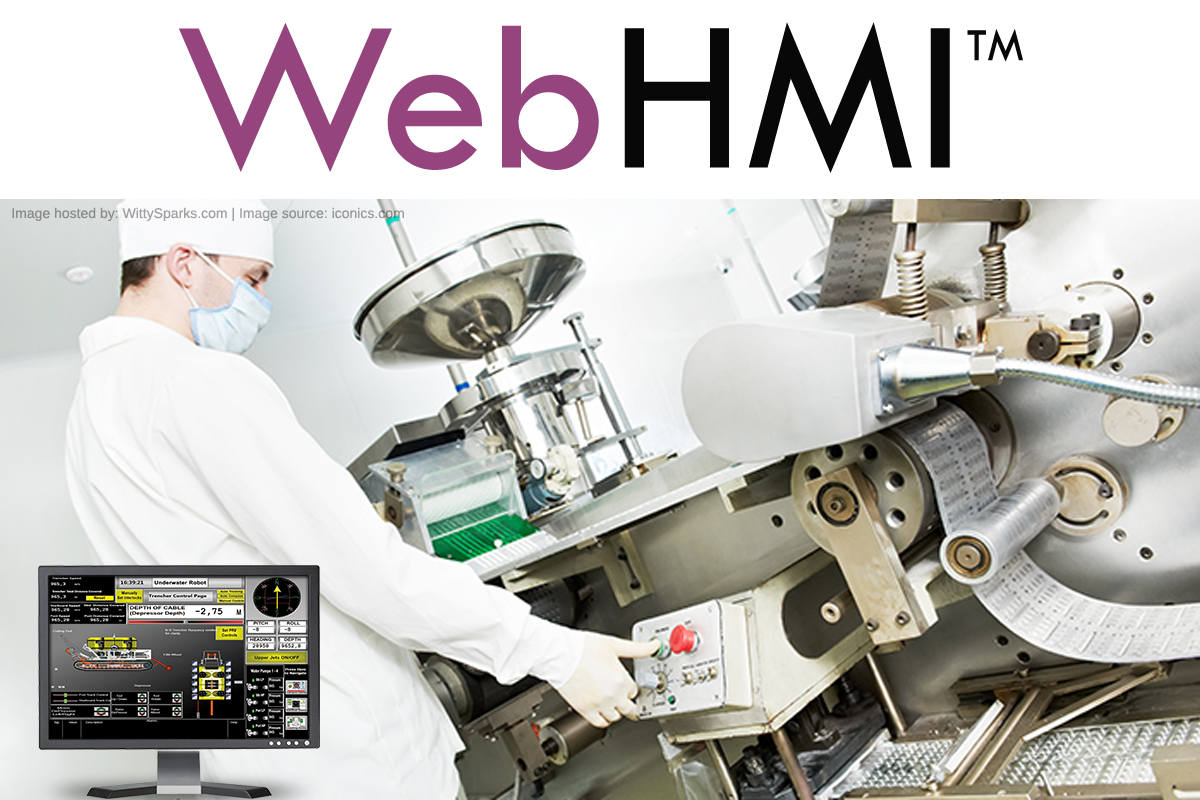 WebHMI Web-based Real Time Automation Software