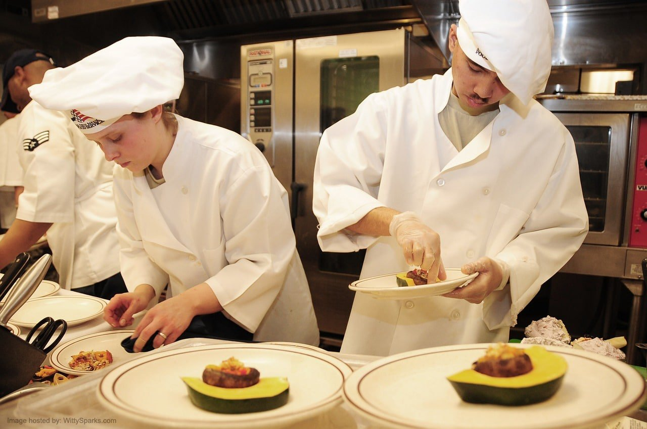 Men and Woman Chefs Employment