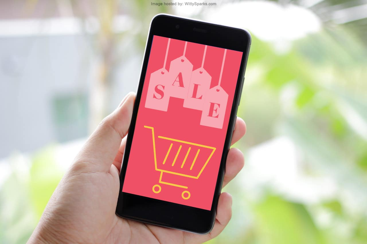 Apps Help to boost online business sale