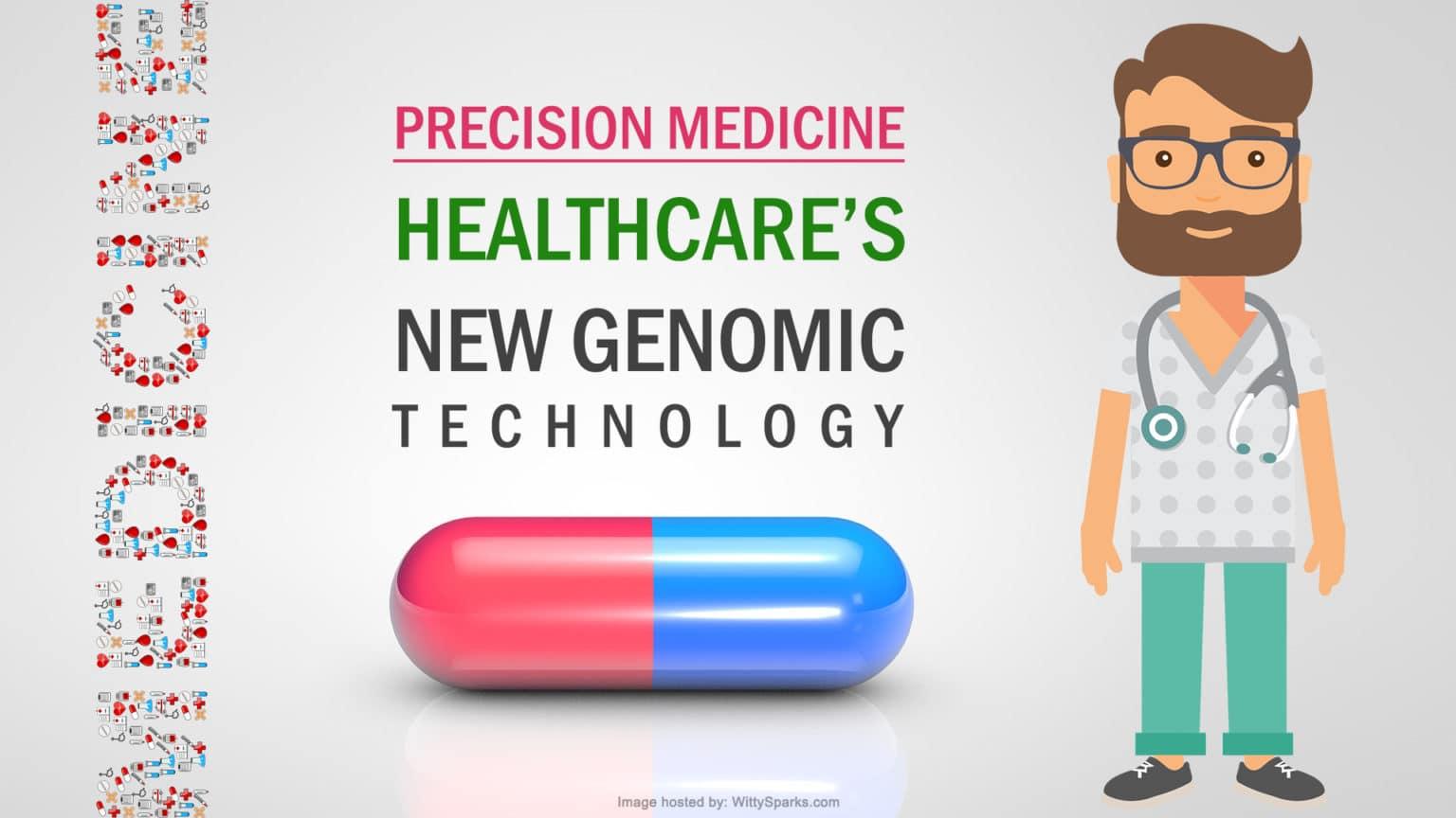 Personalized Precision Medicine New Genomic Technology