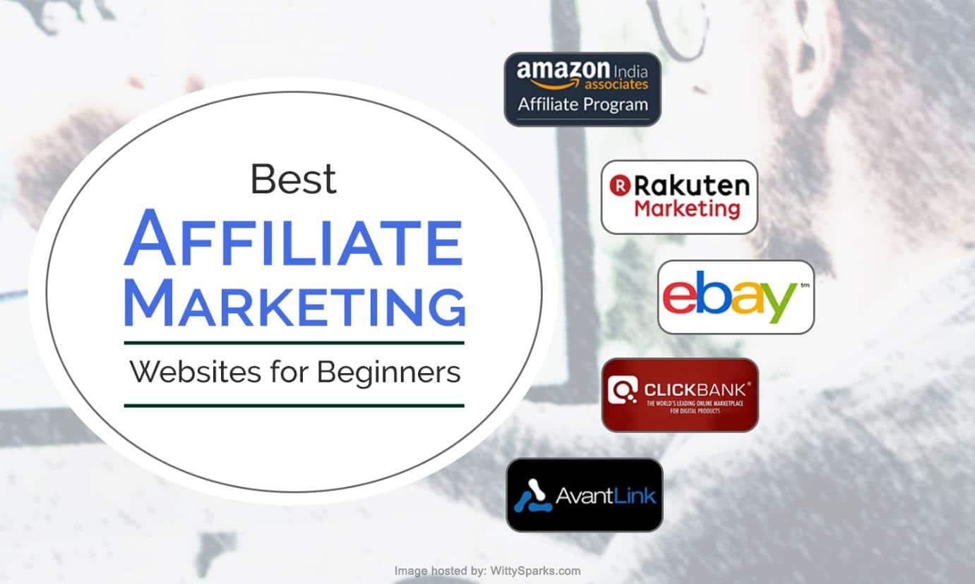 Best Affiliate Marketing Websites for Beginners
