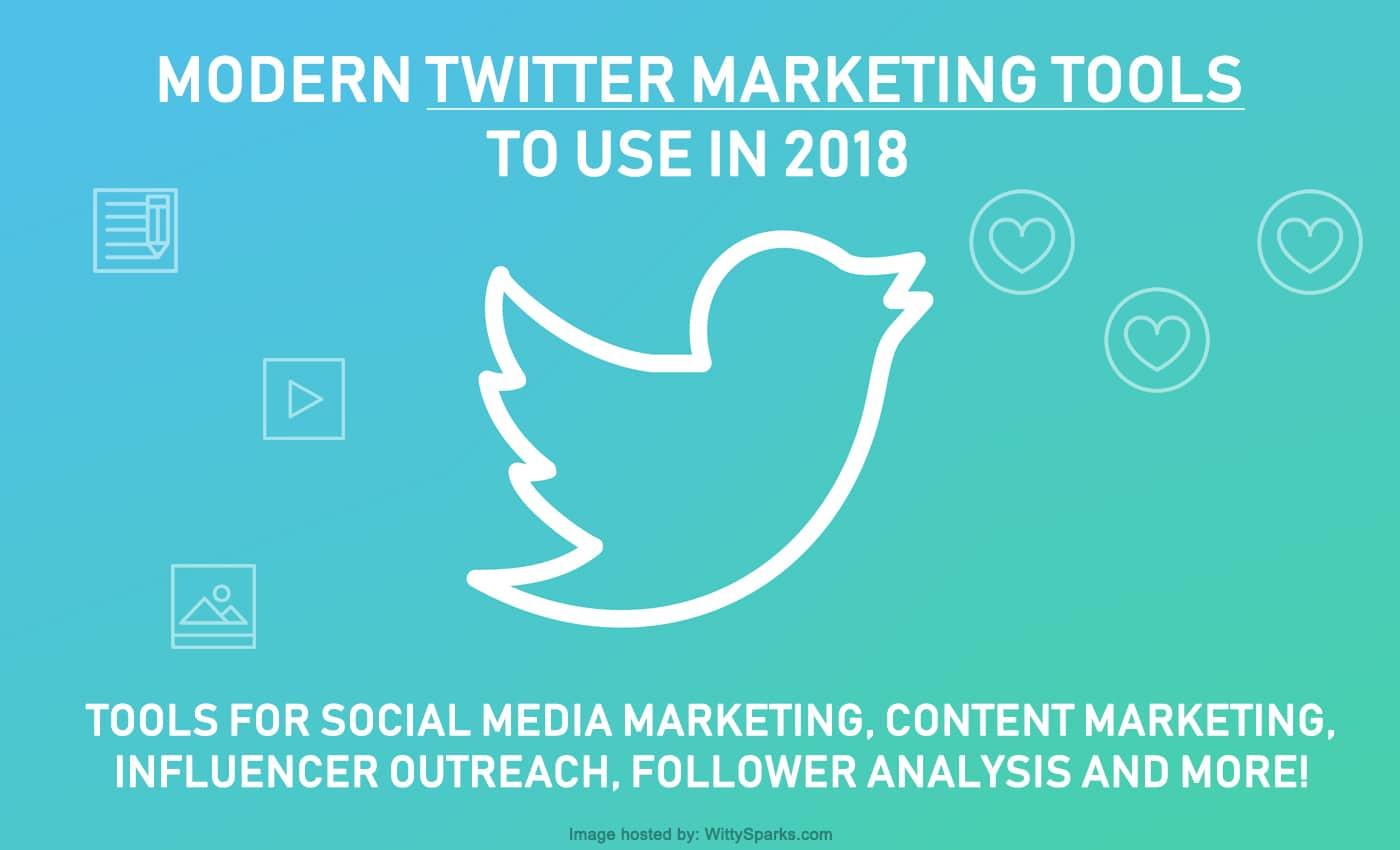 Modern Twitter Marketing Tools
