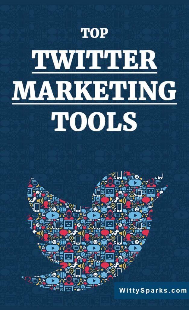 Popular twitter marketing tools