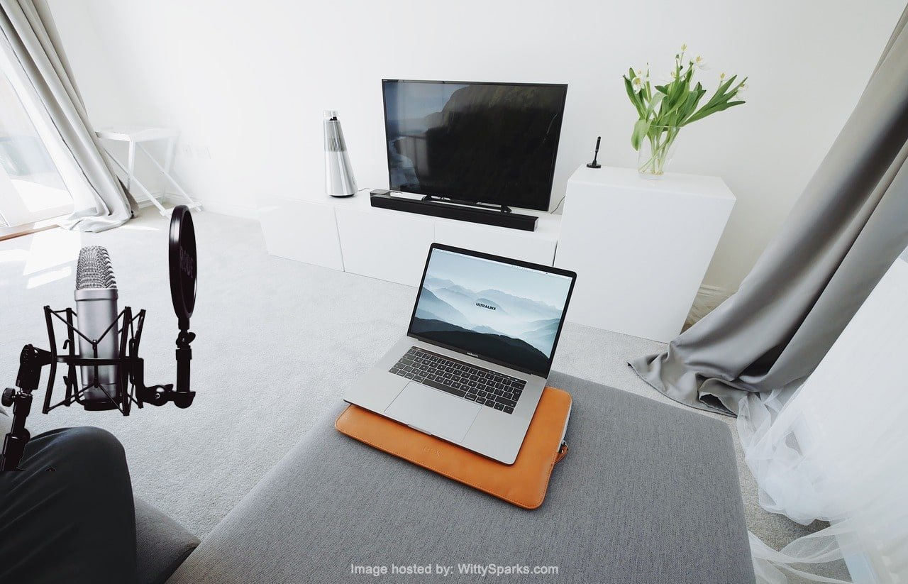 Television Laptop Internet and Voice