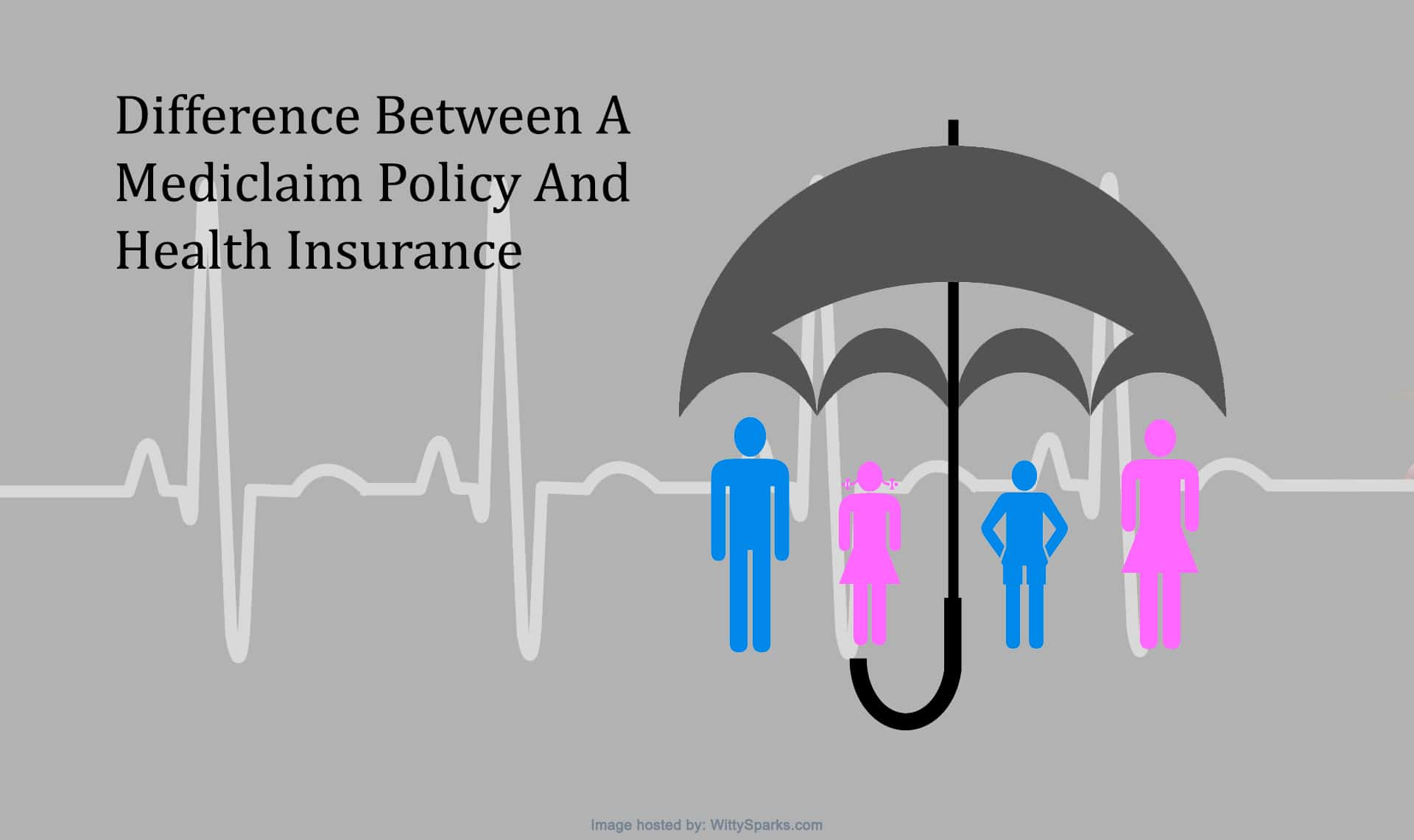 Mediclaim Policy and Health Insurance Difference