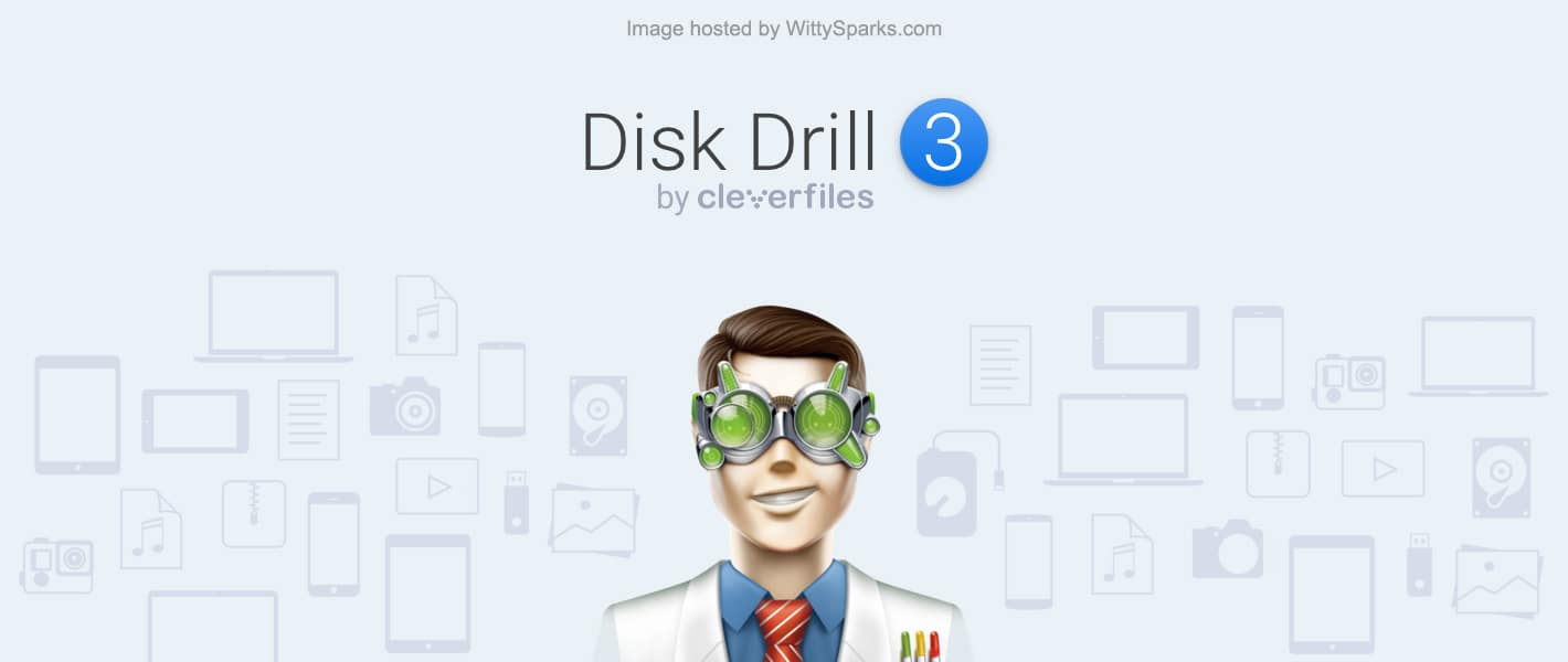 Disk Drill Data Recovery Software for Mac and Windows