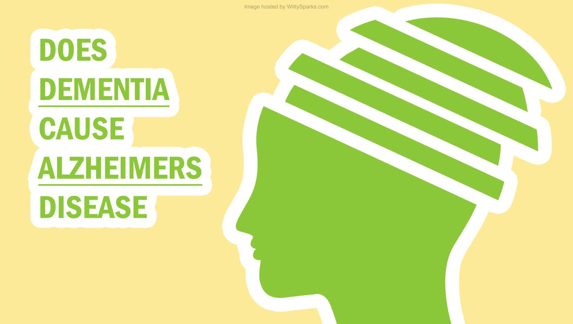 Dementia Alzheimers Disease