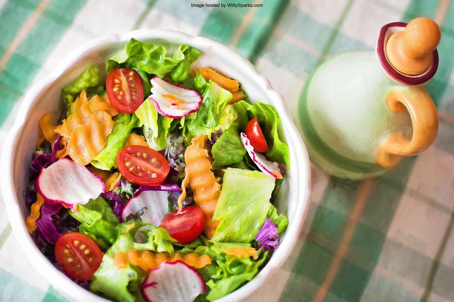 Order Salad Online