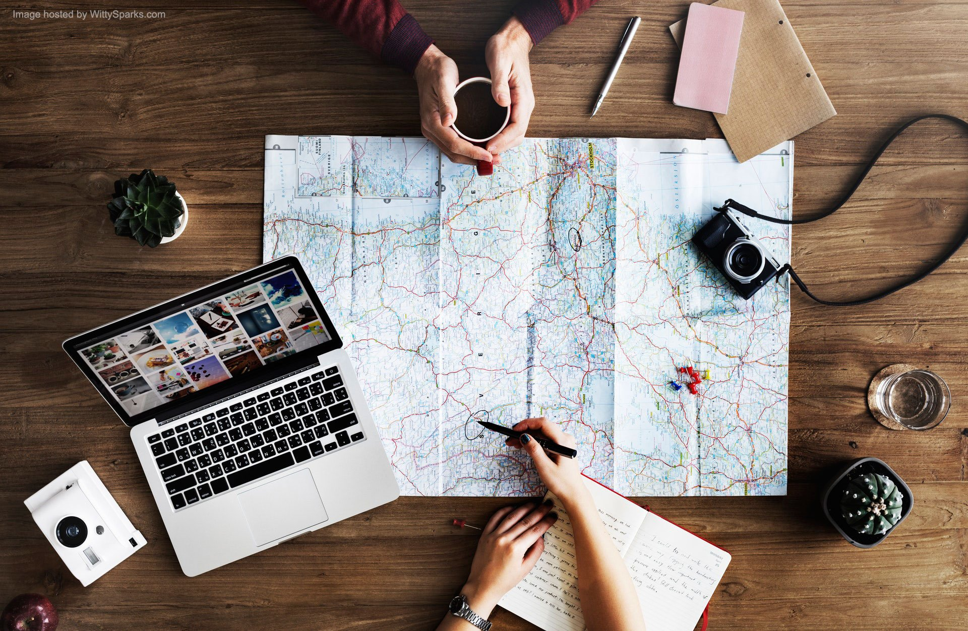 Plan your travel in advance
