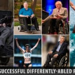 Most Successful Differently - Abled People