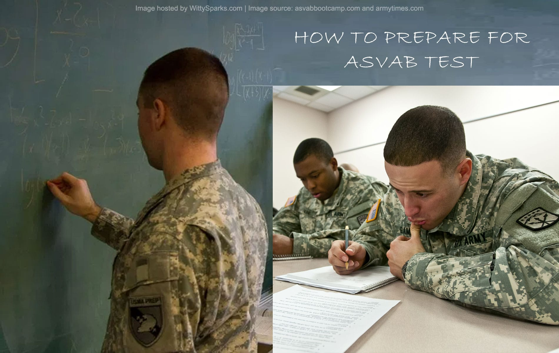 How to Prepare for ASVAB Test