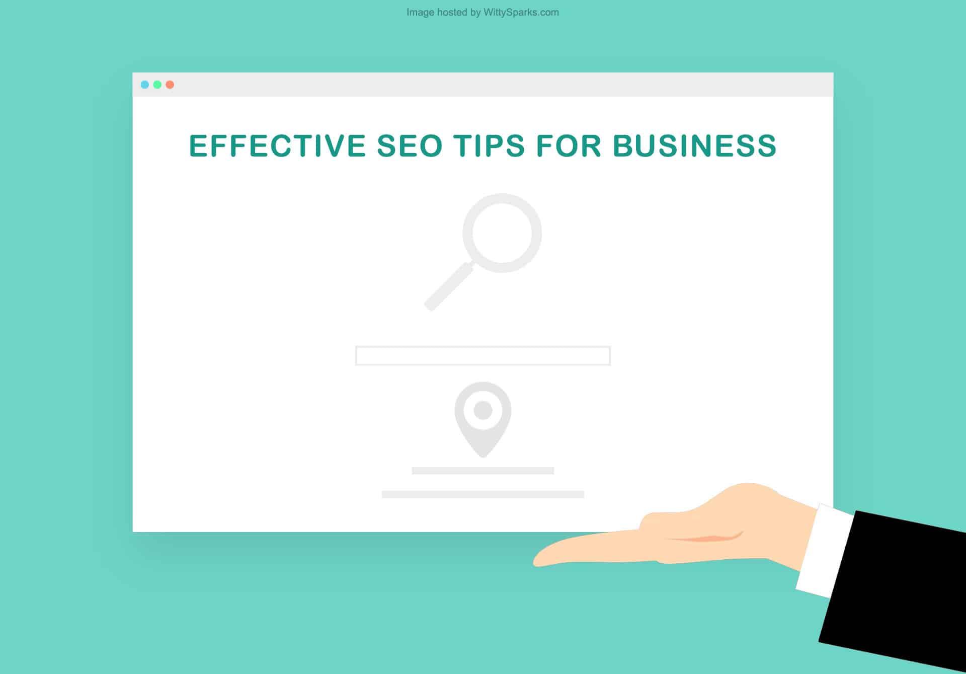 Local Search Engine Optimisation - SEO