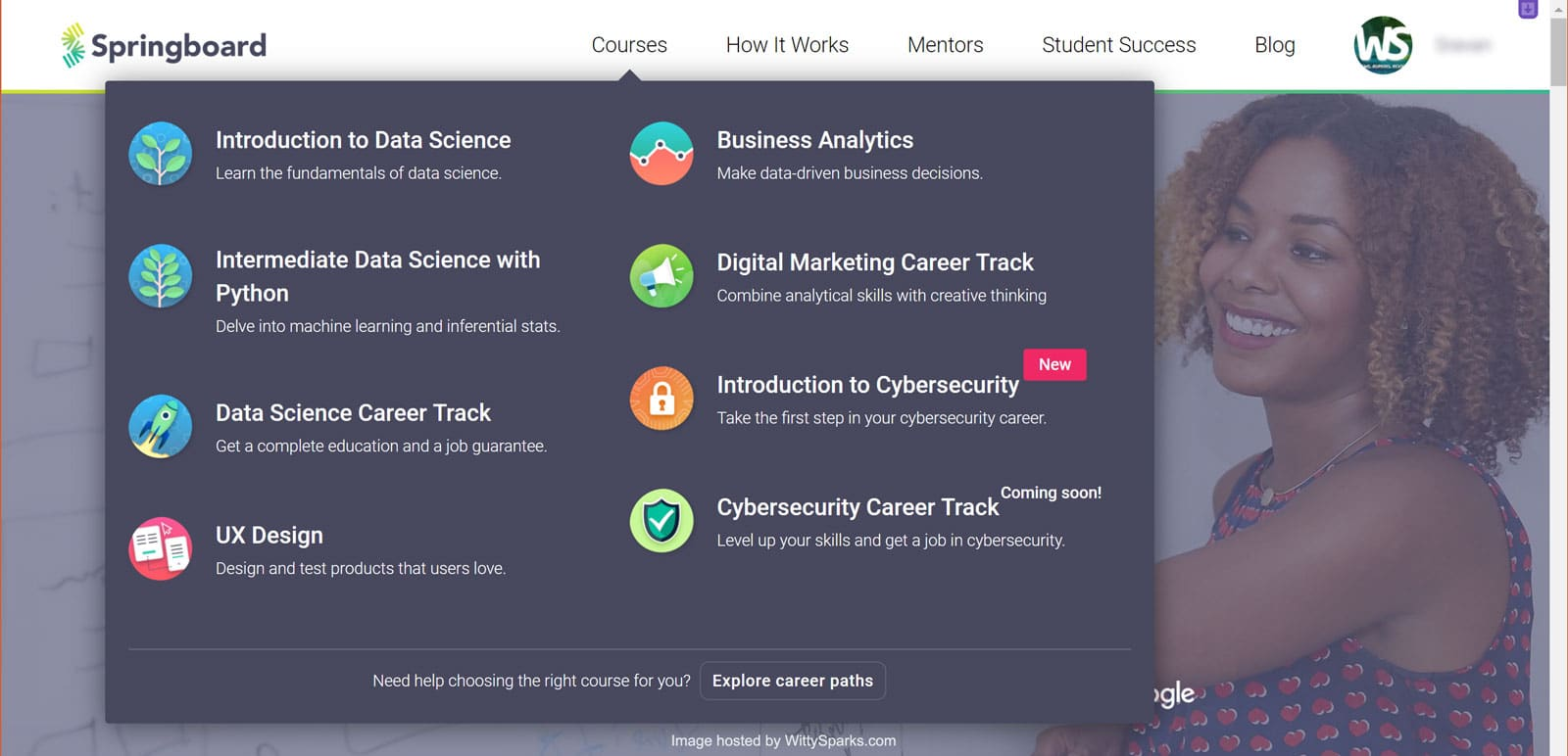 Springboard: The Unique Platform to Launch Careers