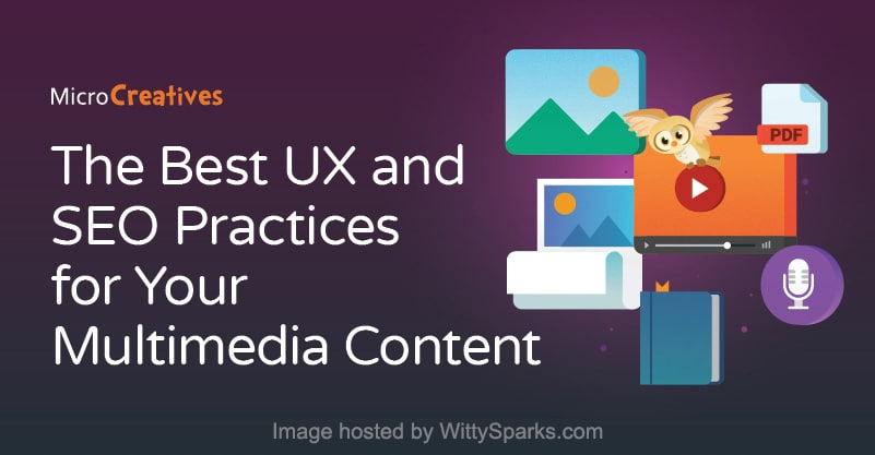 UX and SEO Best Practices for your Multimedia Content