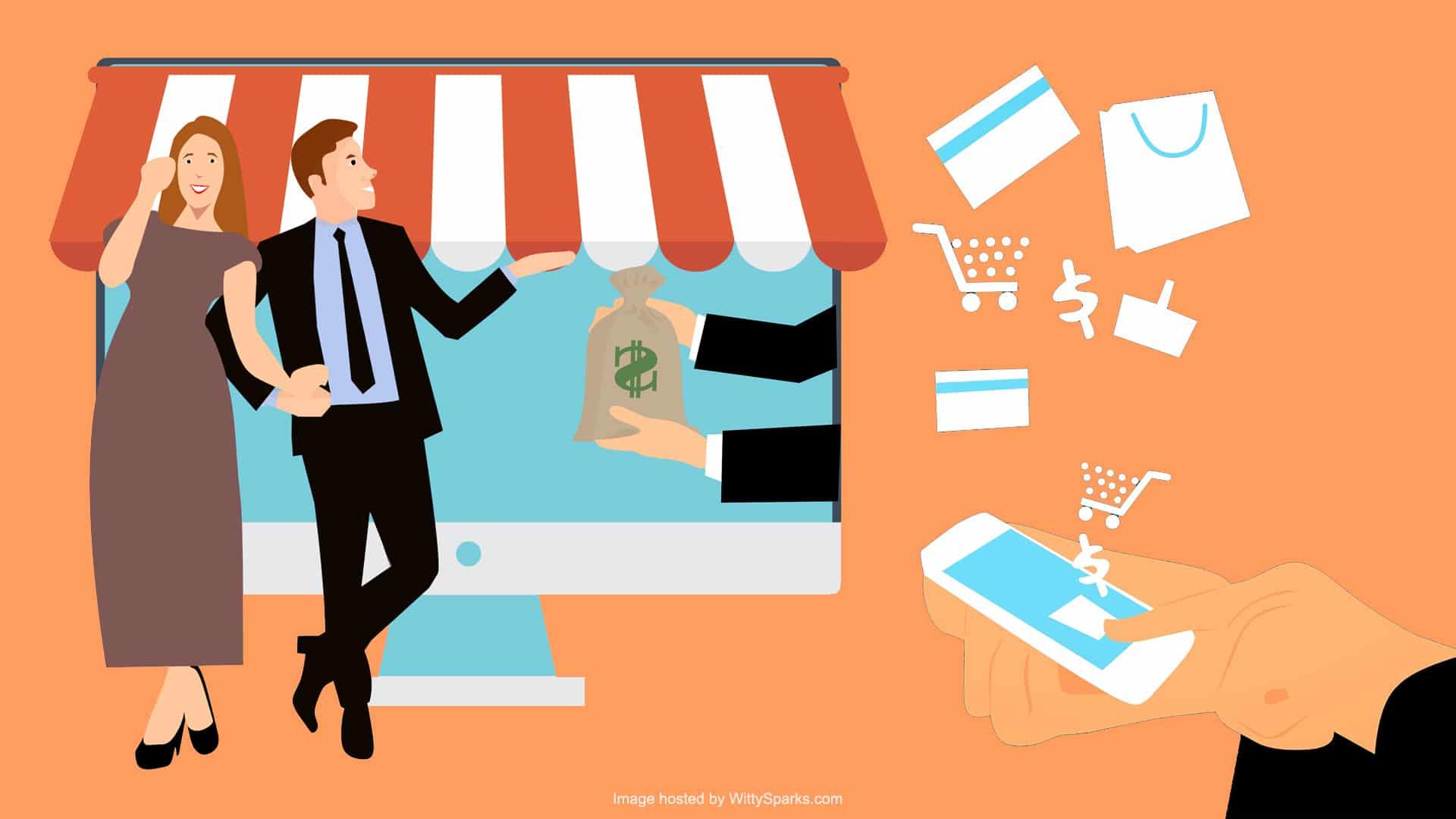 Mobile Vendor - Payment methods