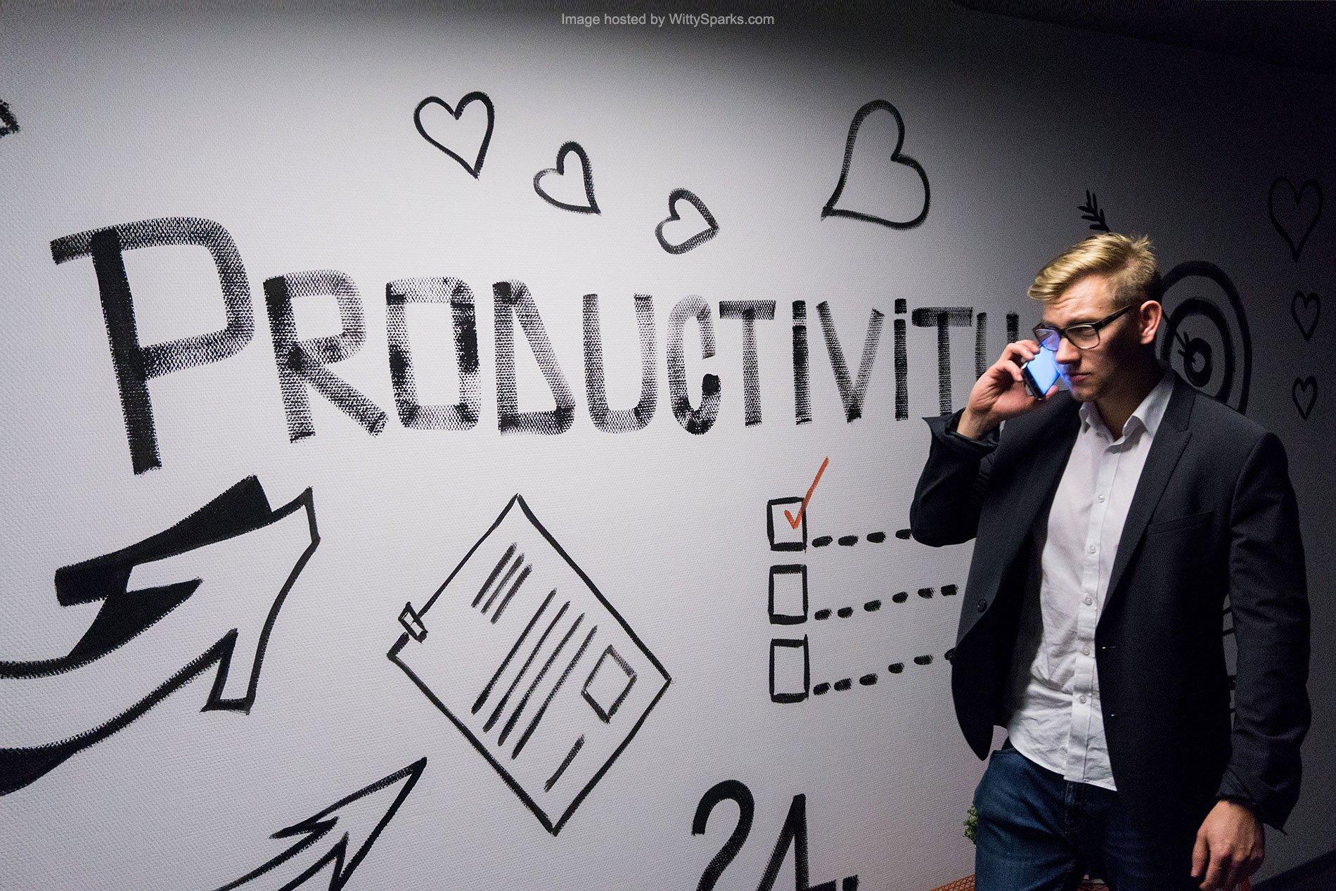 productivity motivation success