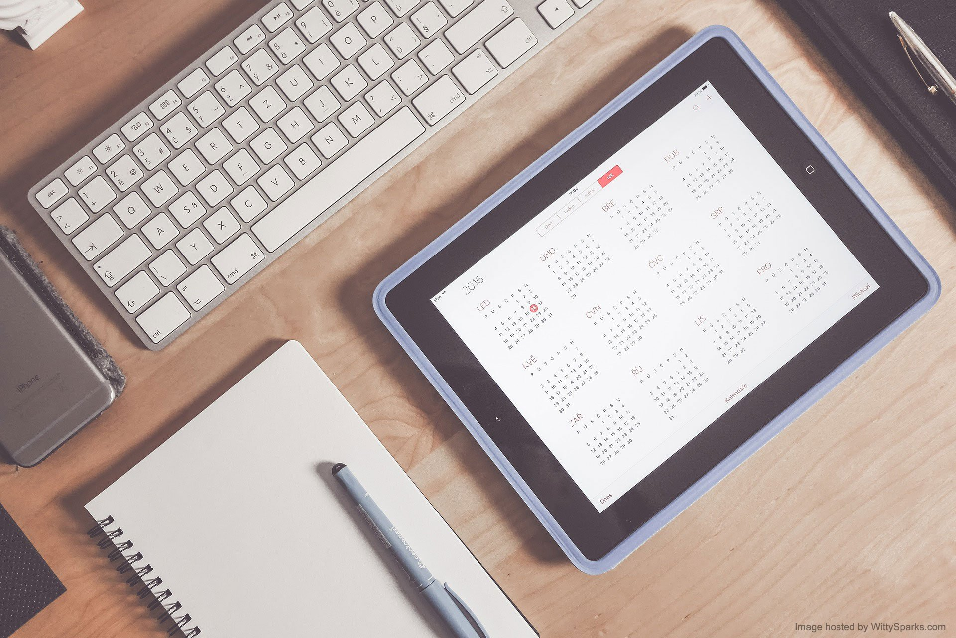 Using Calendar To Manage Team Projects