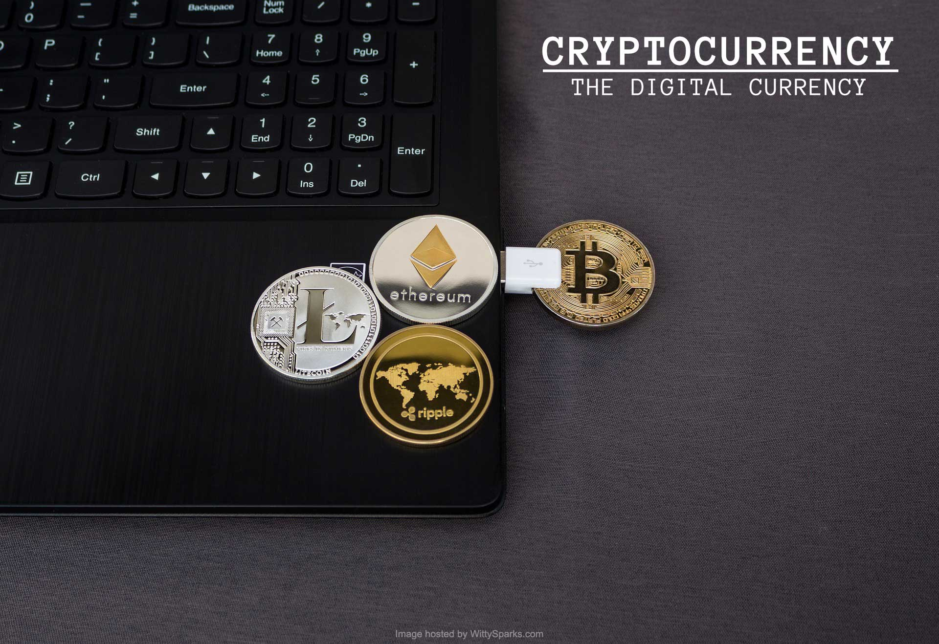 Cryptocurrency - The Digital Currency