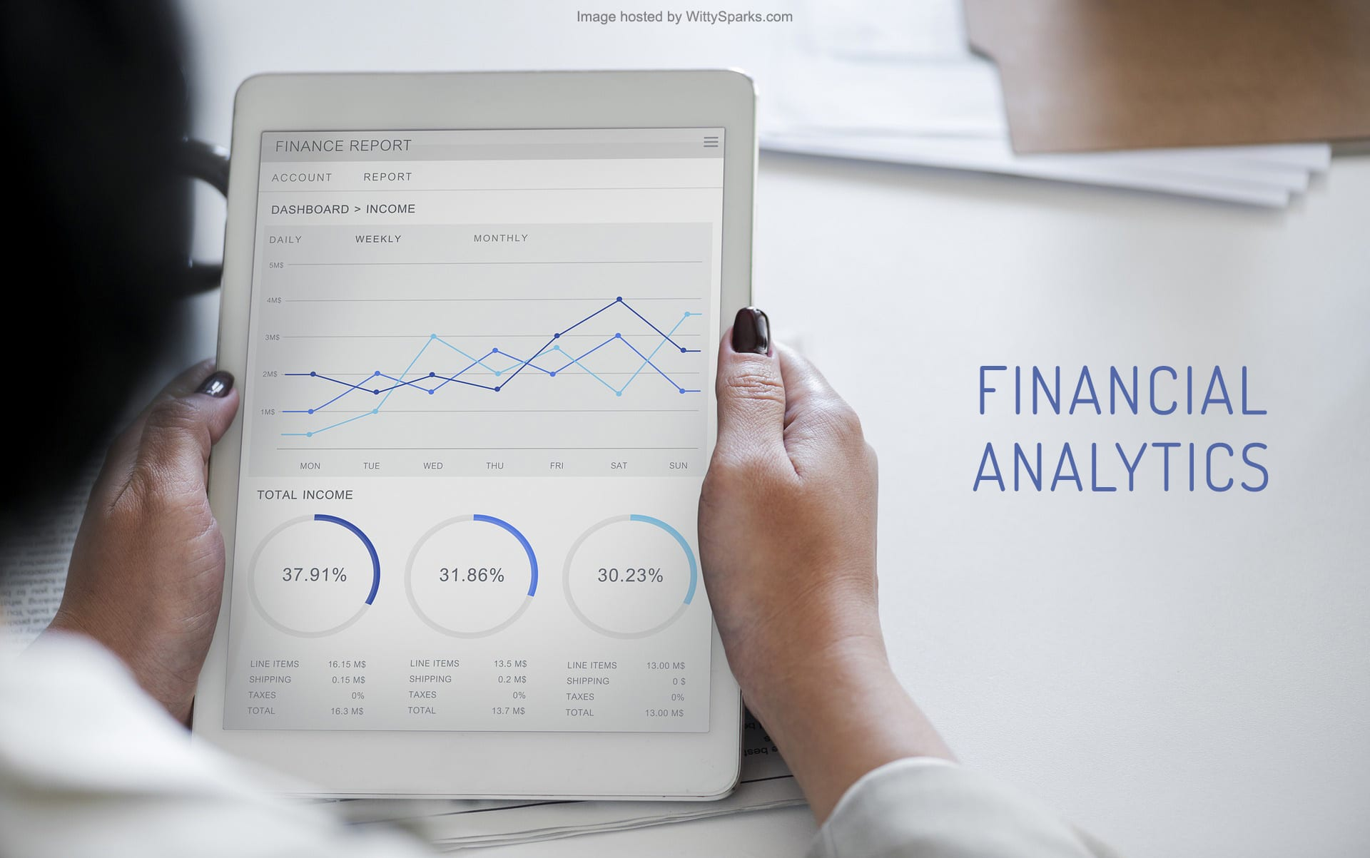 Financial Analytics for Every Business