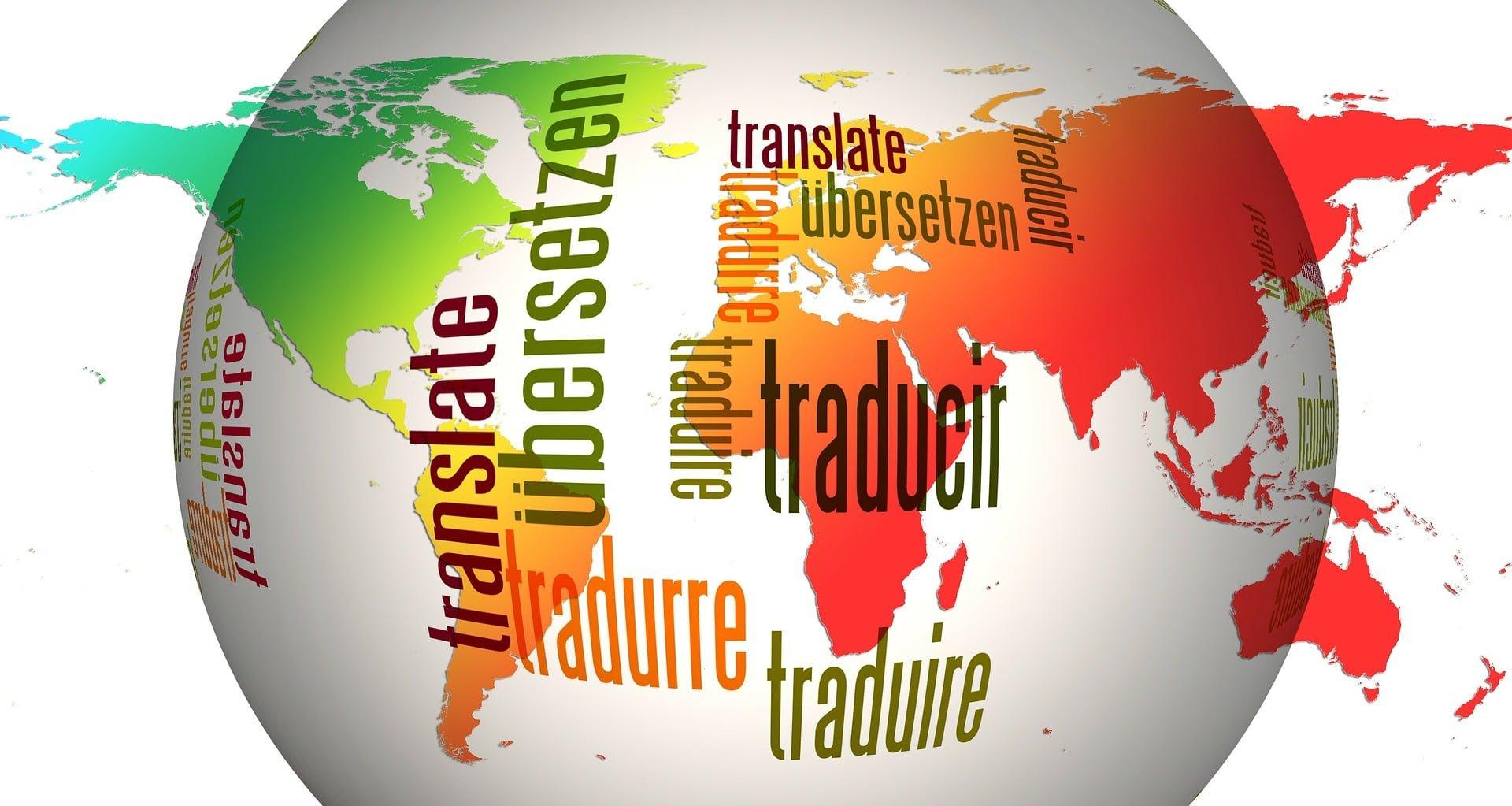 Website Localization and Website Translation