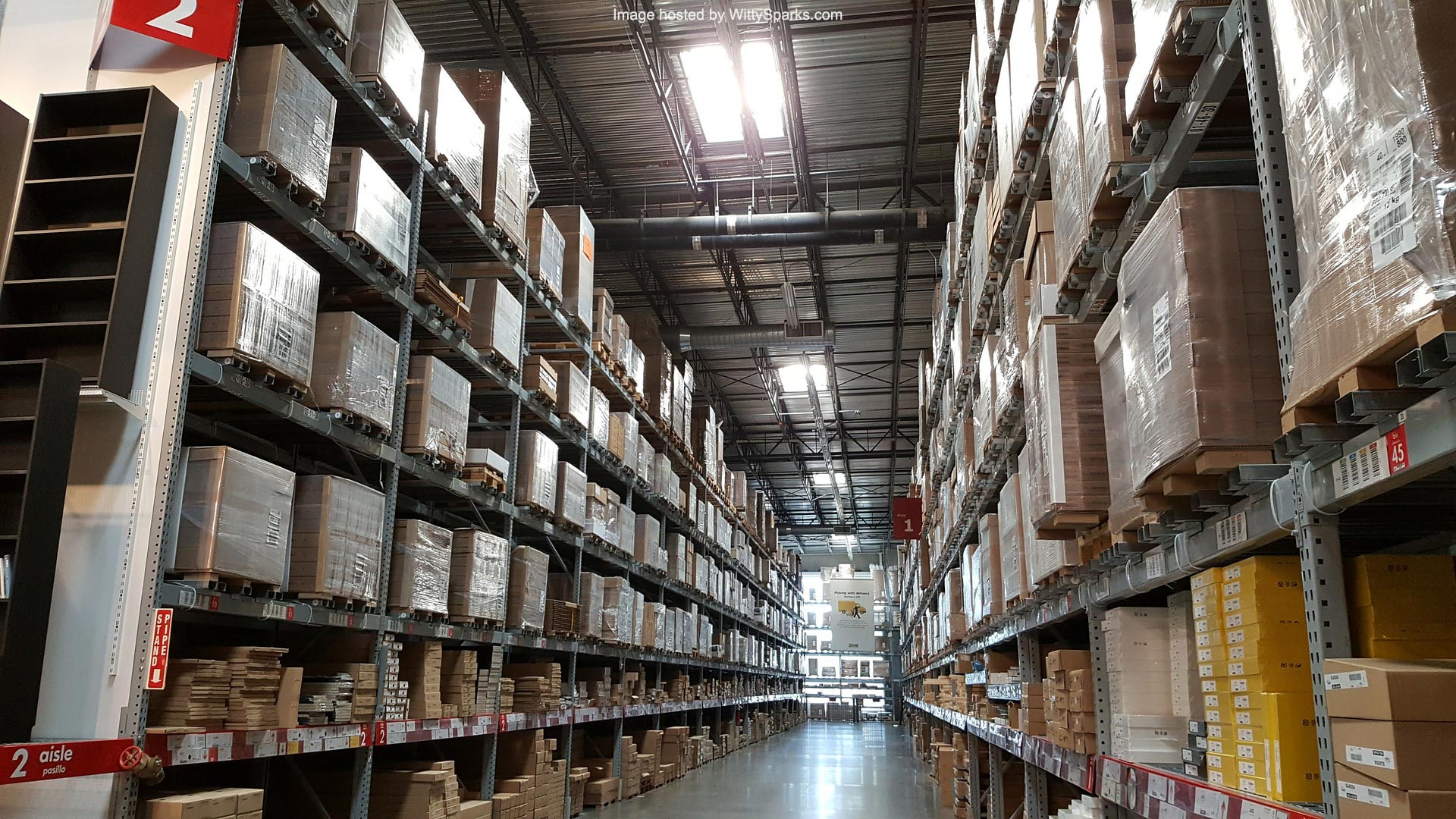 Tips for setting up your warehouse