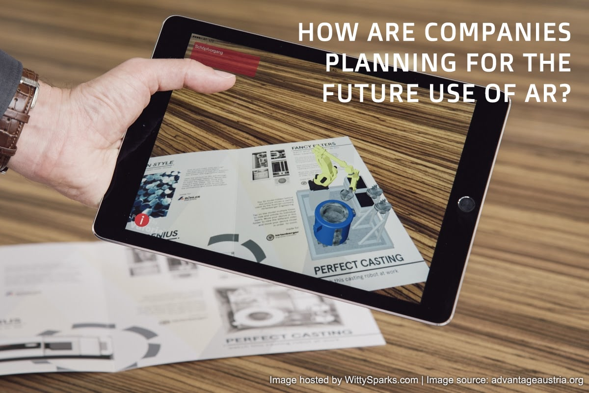 Companies and Augmented Reality