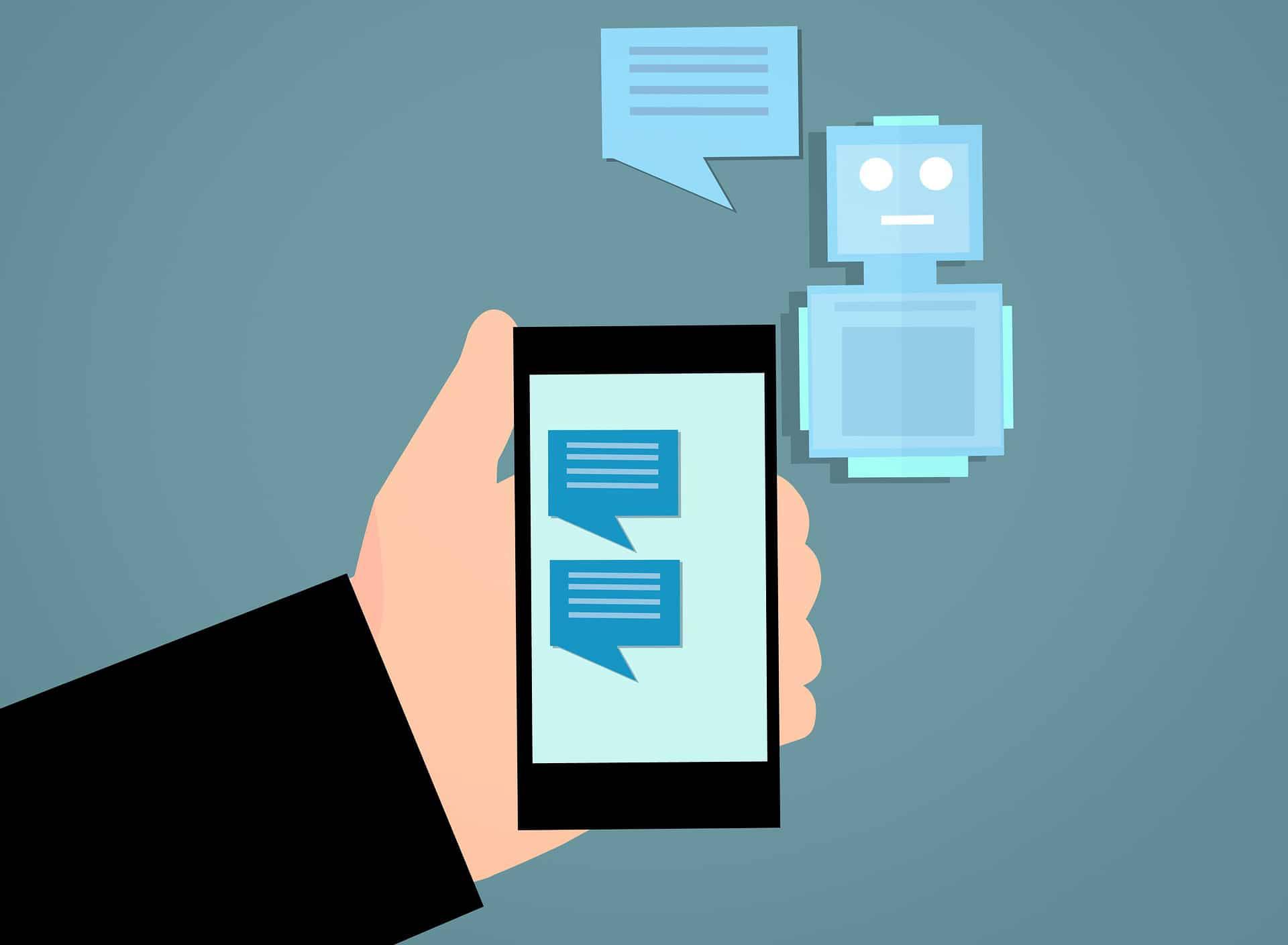 Chatbots - Instant messenger apps