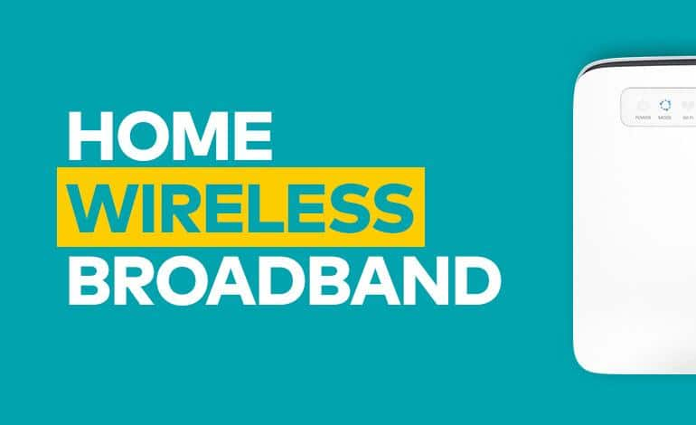 Home Wireless Broadband Configuration