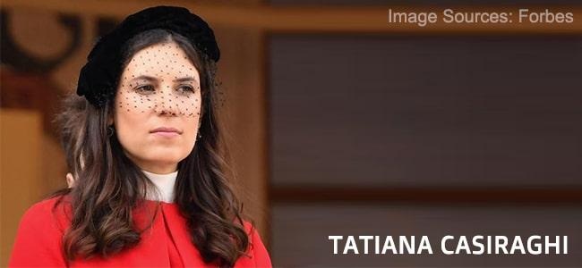 Tatiana Casiraghi - Young Women Billionaire