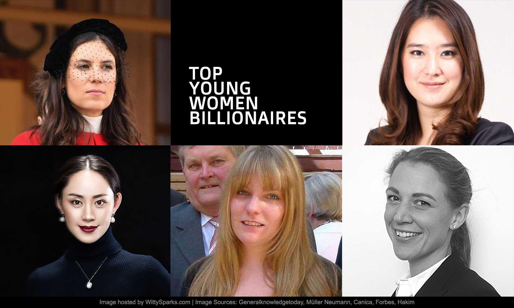 Top Young Women Billionaires