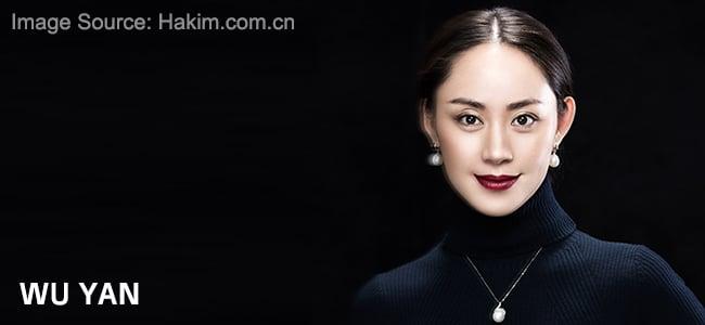 Wu Yan - Young Women Billionaire
