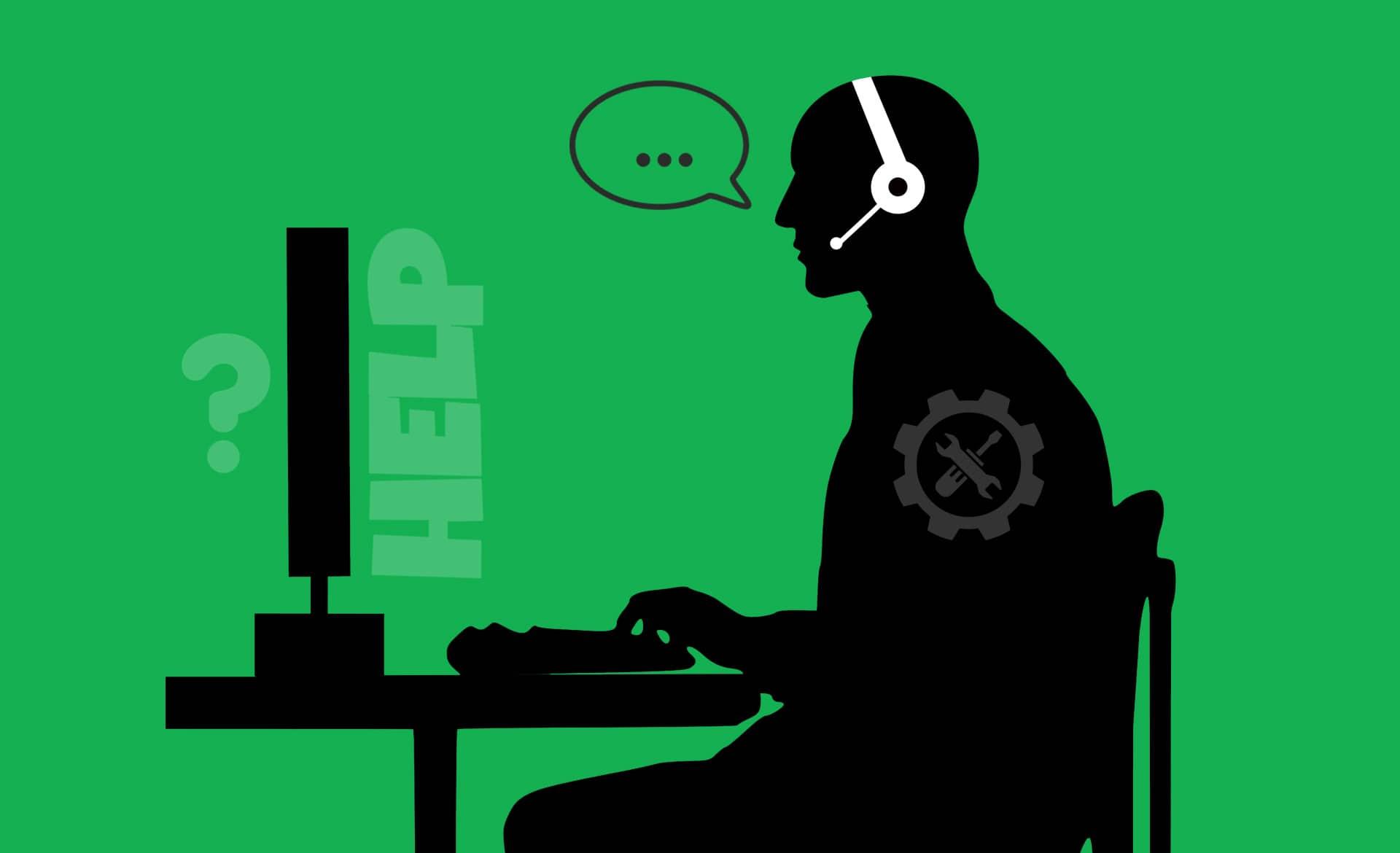 Help Desk - Customer Support