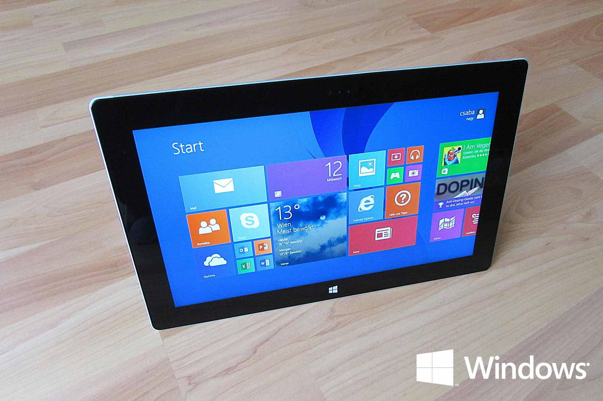 Microsoft Windows OS